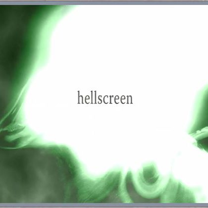 Hellscreen is an exciting, terrifying and sensual story set in the present-day London art world.